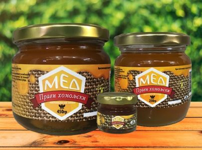 Honey from Homolje mountains – food and medicine at the same time