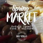 Spring market KoVoli local food & culture