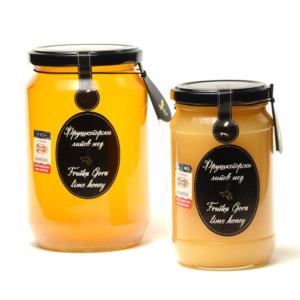 Fruska gora-linden-honey