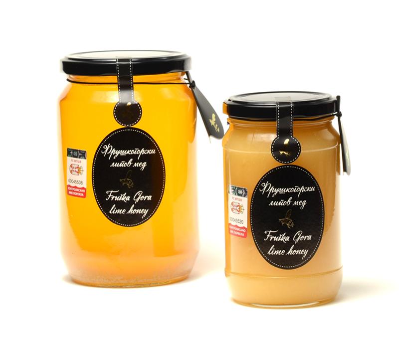 Fruska gora-linden-honey
