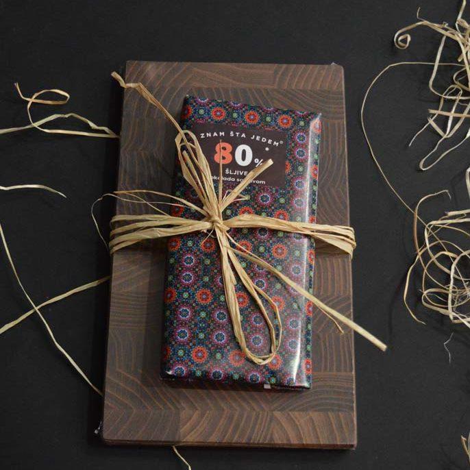 daska-cokolada-sljiva-dan-zaljubljenih-poklon