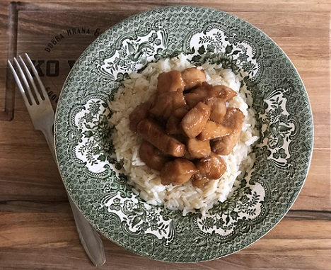 KoVoli brz i lagan ručak (najukusnija piletina ikada)